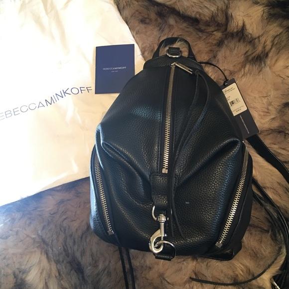 b5a016887b Rebecca Minkoff Medium Julian Backpack
